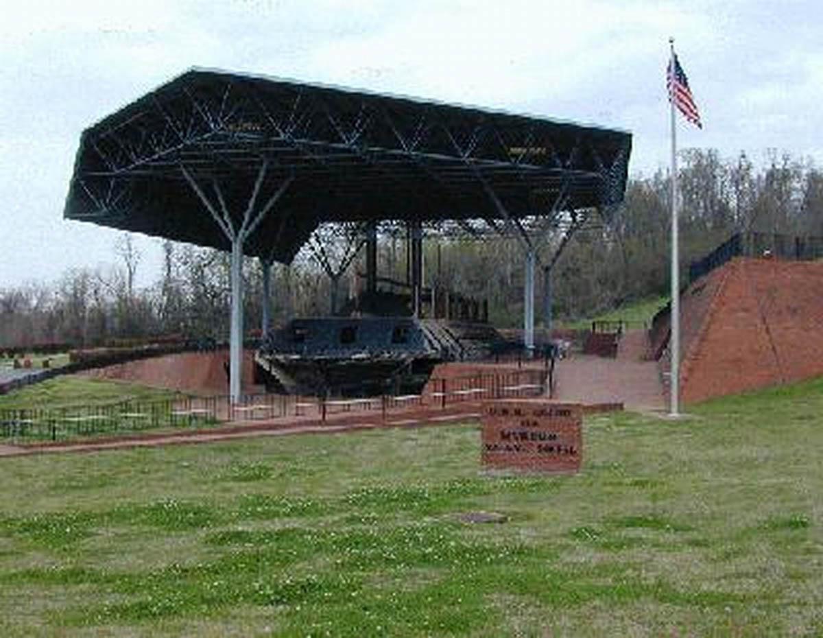 USS Cairo Musueum and Vicksburg Military Park
