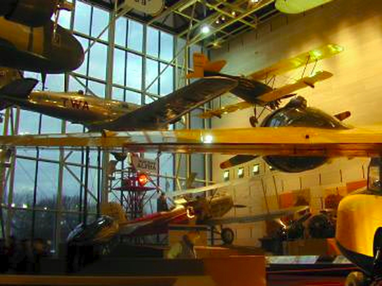 Washington DC, National Air and Space Museum