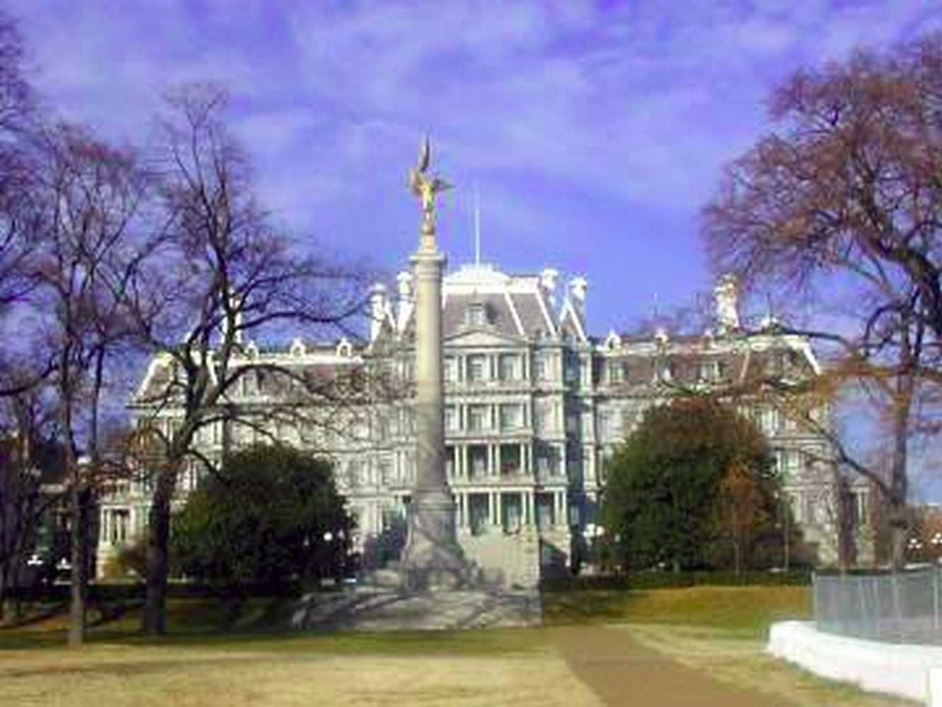 Washington DC, Eisenhower Executive Office Building