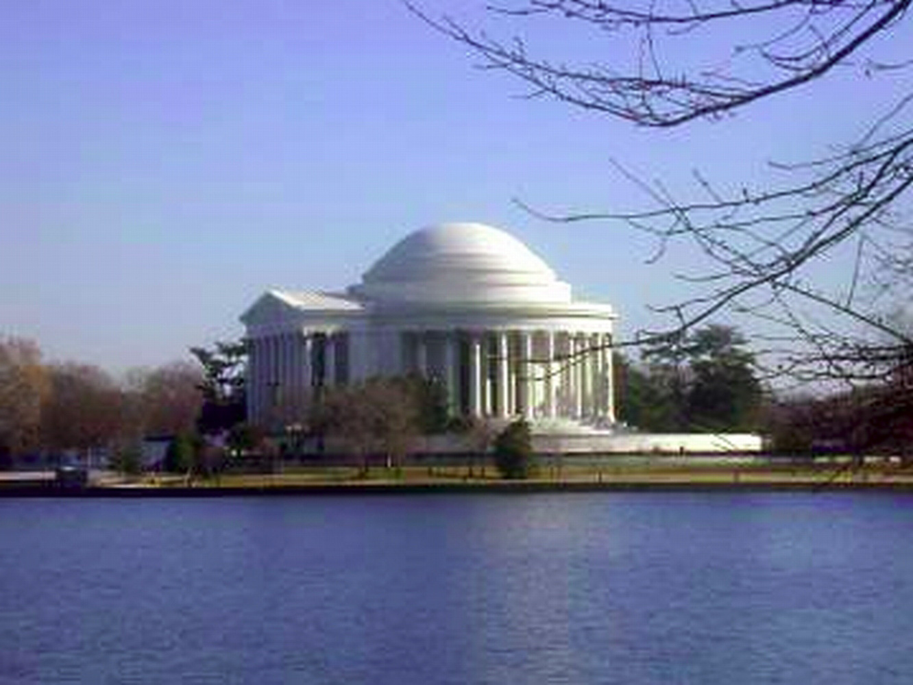 Washington DC, Jeffereson memorial