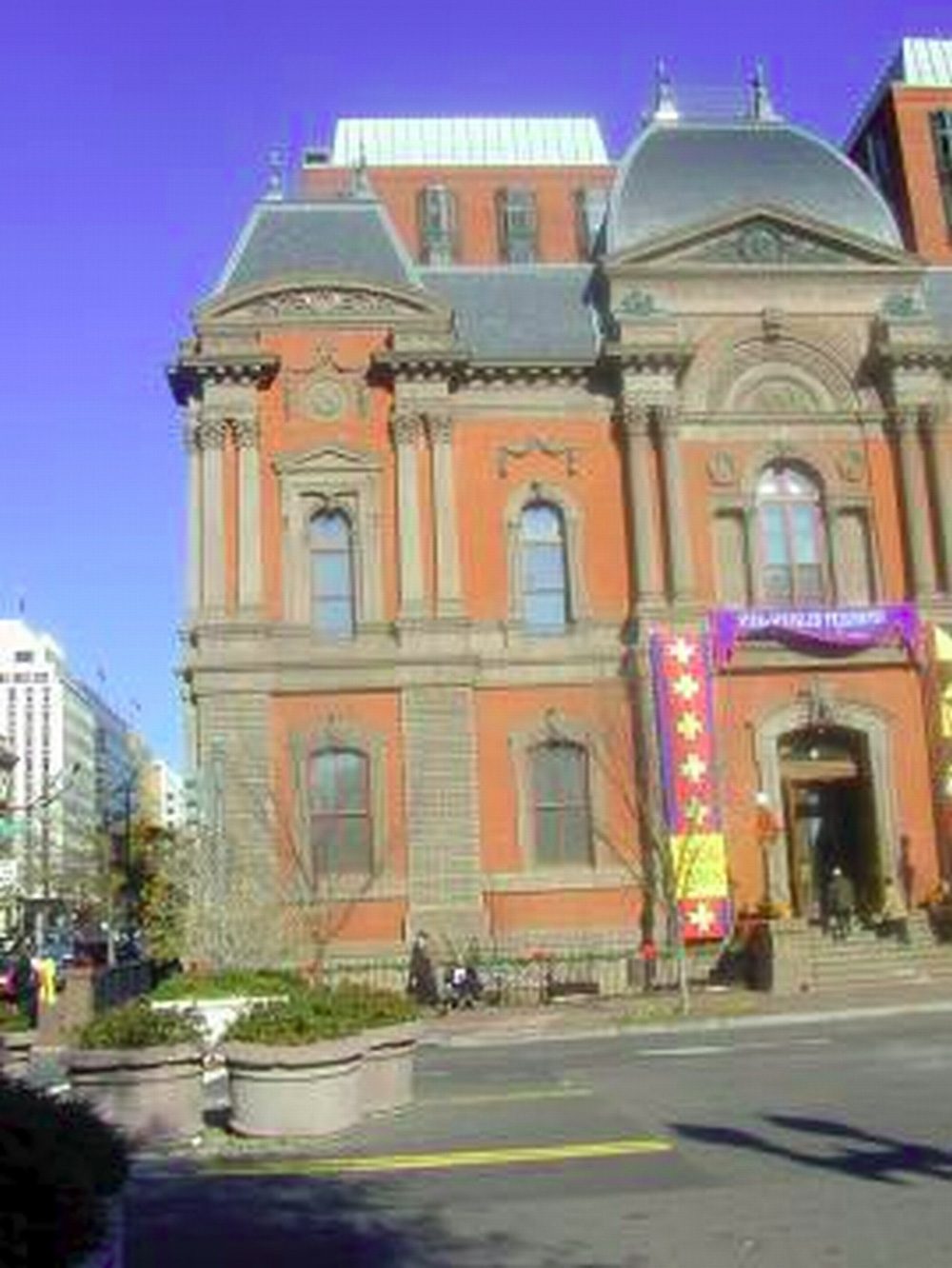 Washington DC, Renwick gallery