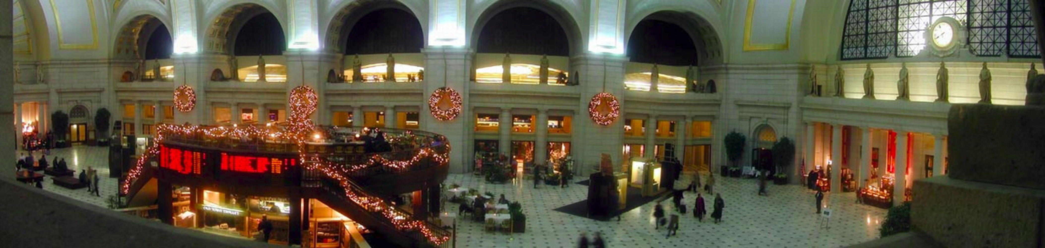 Washington DC, Union Station