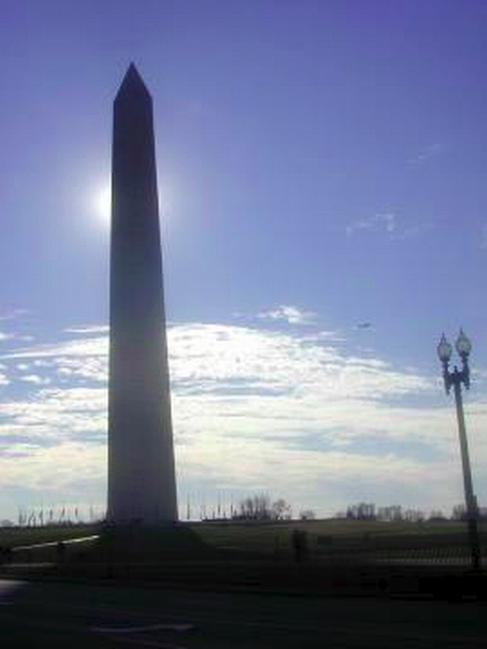 Washington DC, Washington monument