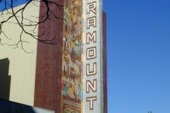 Paramount theater, Oakland