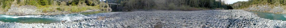 Jedediah Smith Redwoods State Park, Smith River