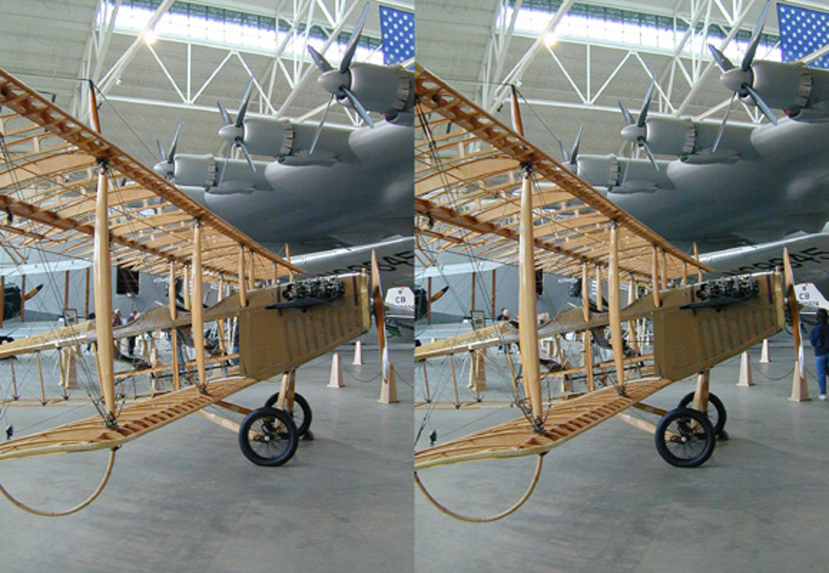 Tilamook Air Museum