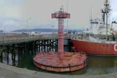 Astoria, Columbia light ship