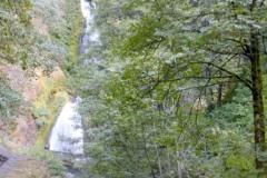 Historic Columbia River Highway, Wahkeena Falls