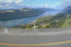 Historic Columbia River Highway, Columbia River
