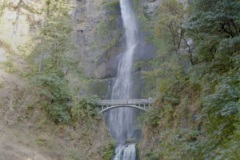 Historic Columbia River Highway, Multnomah Falls