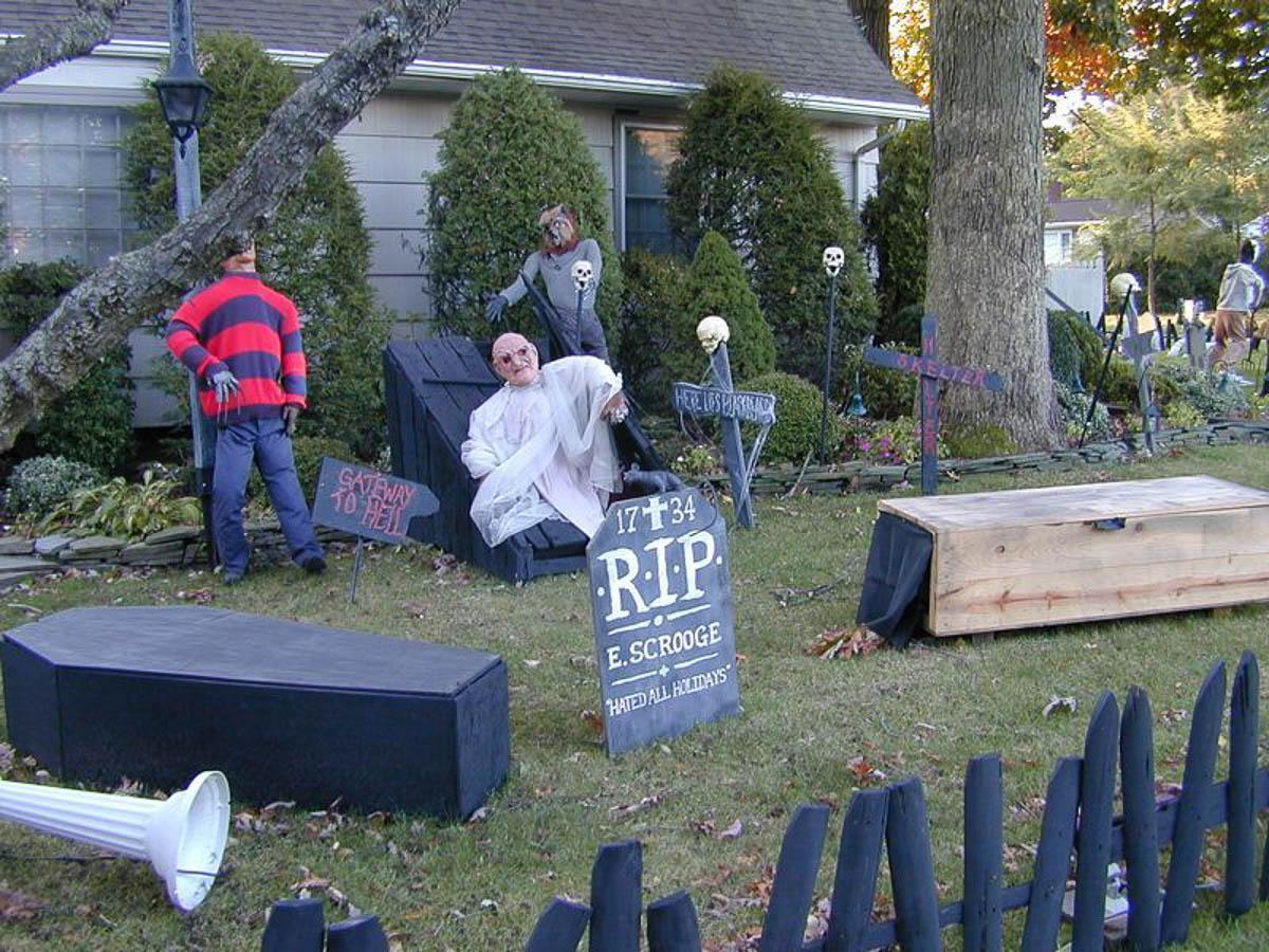 Halloween in New Jersey
