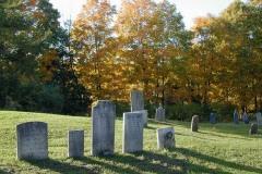 Rhinebeck cemetery