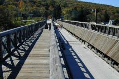 Delaware Water gap and the Delaware aqueduct