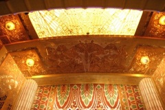 Paramount Theater showing 20,000 leagues under the sea