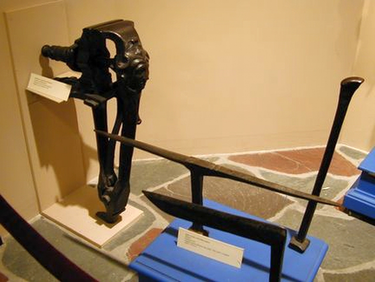 Higgins Armory Museum