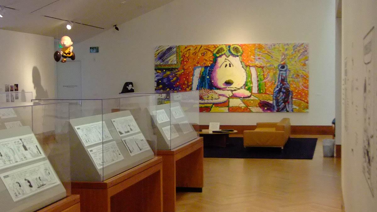 Charles Schultz Museum