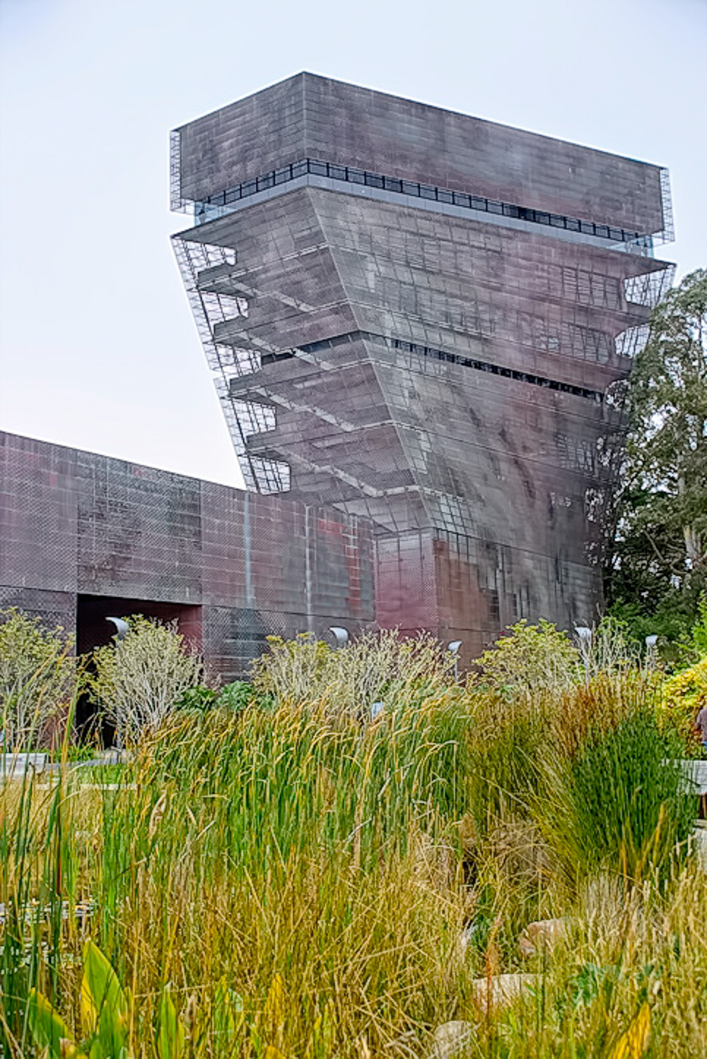 Golden Gate Park, de Young Musuem