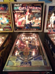 Pacific Pinball Museum on Alameda, this is a machine I remember playing