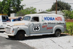 Driving Route 66
