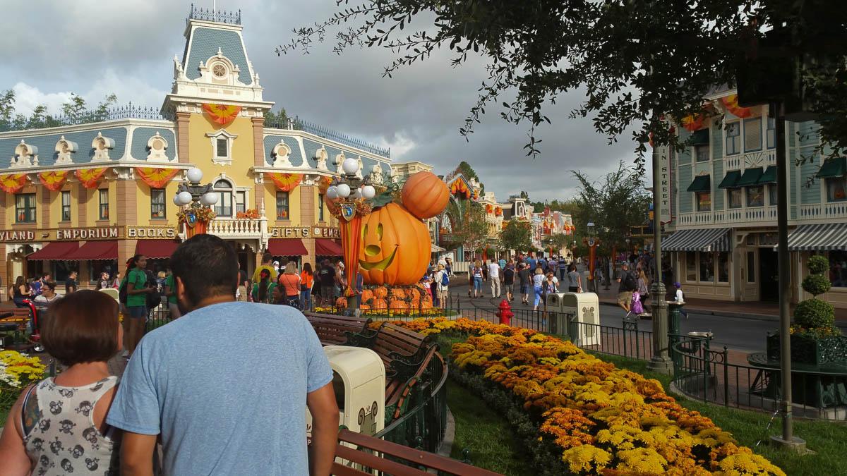 Mainstreet Disneyland