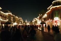 Mainstreet at night