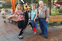 Goofing with Goofy