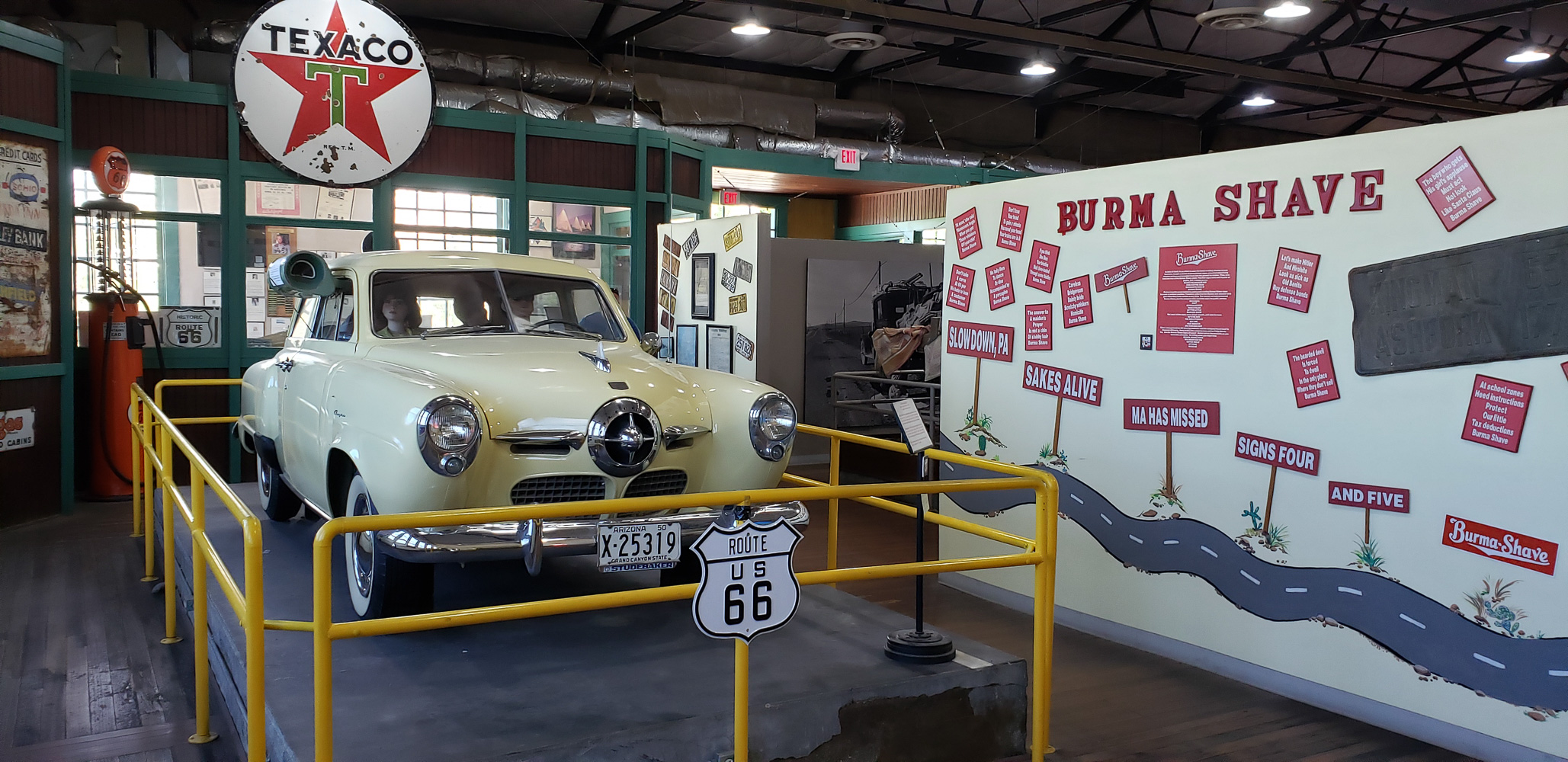 Arizona Route 66 Museum in Kingman