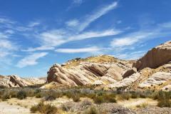 Mormon rocks area