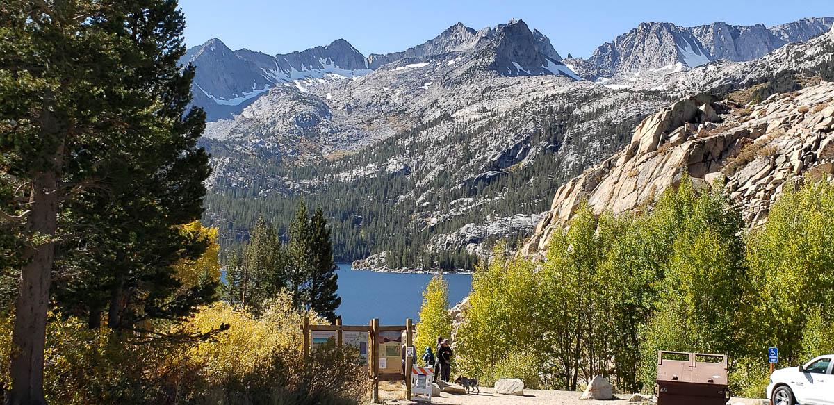 South Lake near Bishop