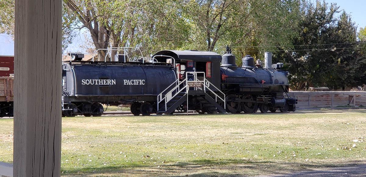 Laws Railroad Museum