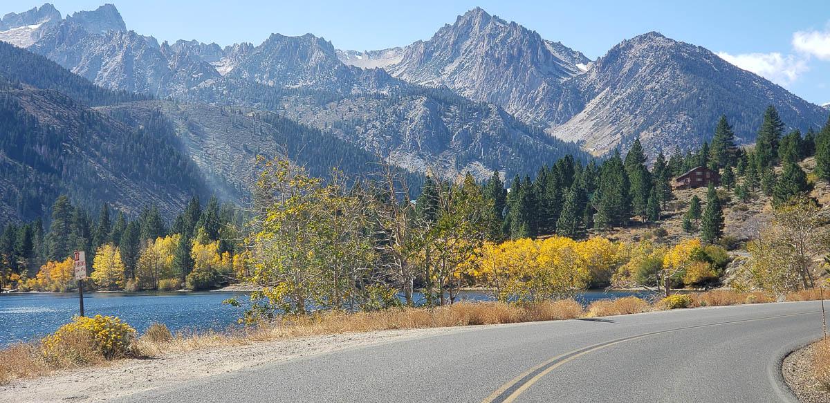 Eastern Sierra lake