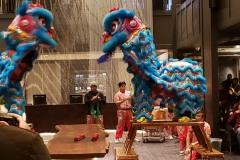 Portland Oregon Chinese dancer presentation