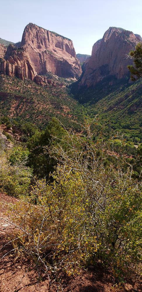 Kolob Canyon Utah