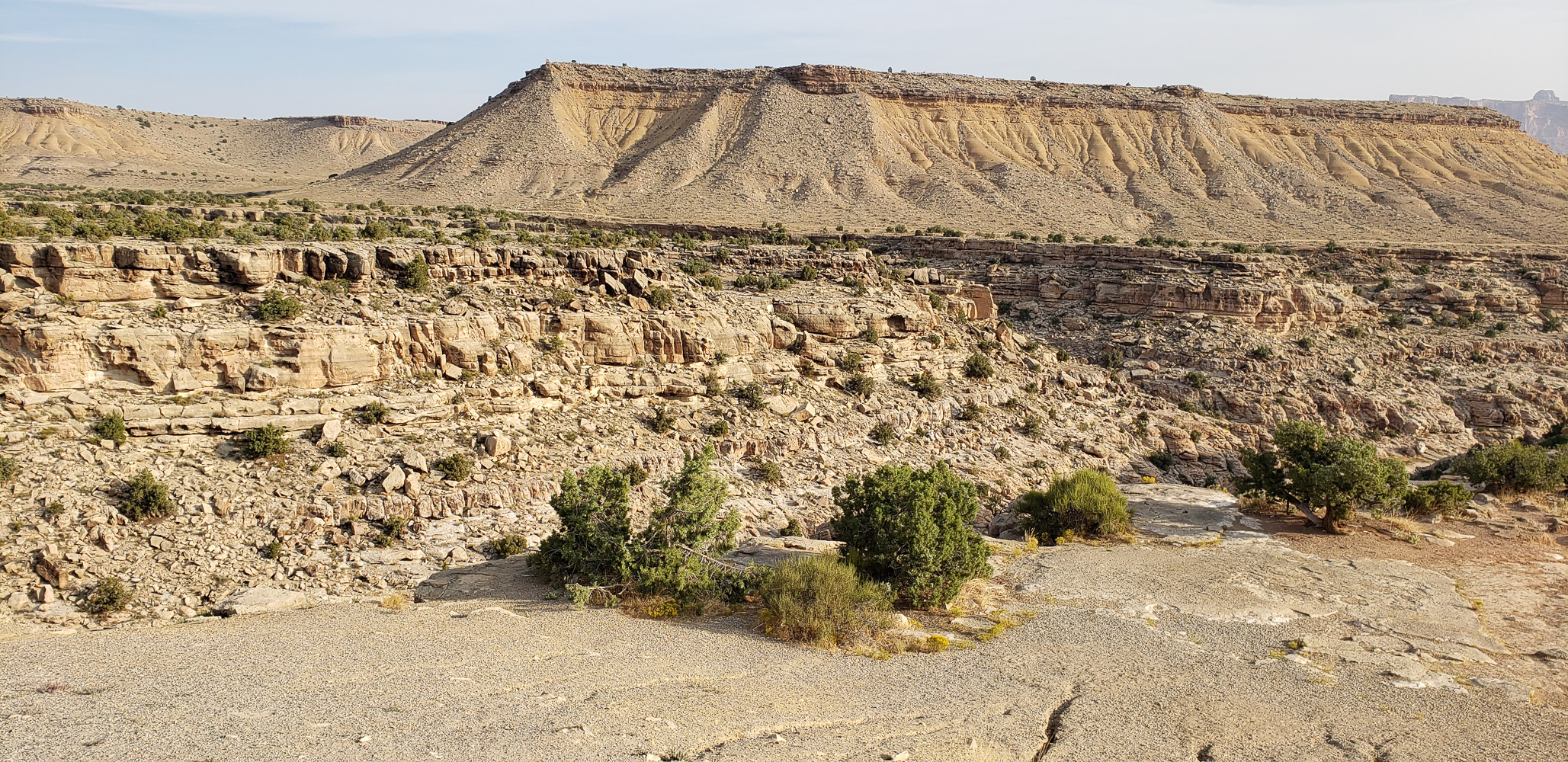 San Rafel Swell and Castle Valley area of Utah