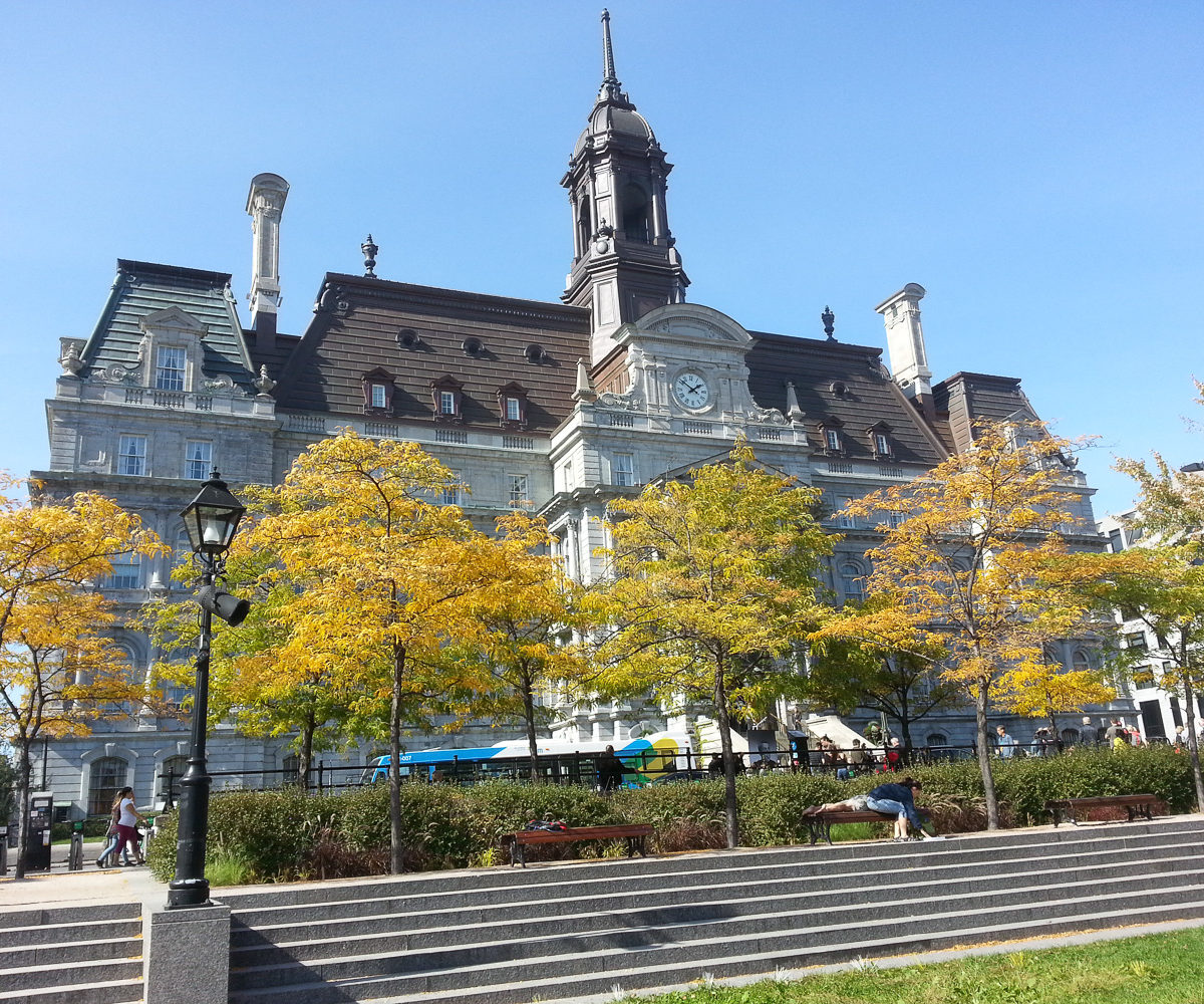Montreal – Oct 2014 – Montreal Canada
