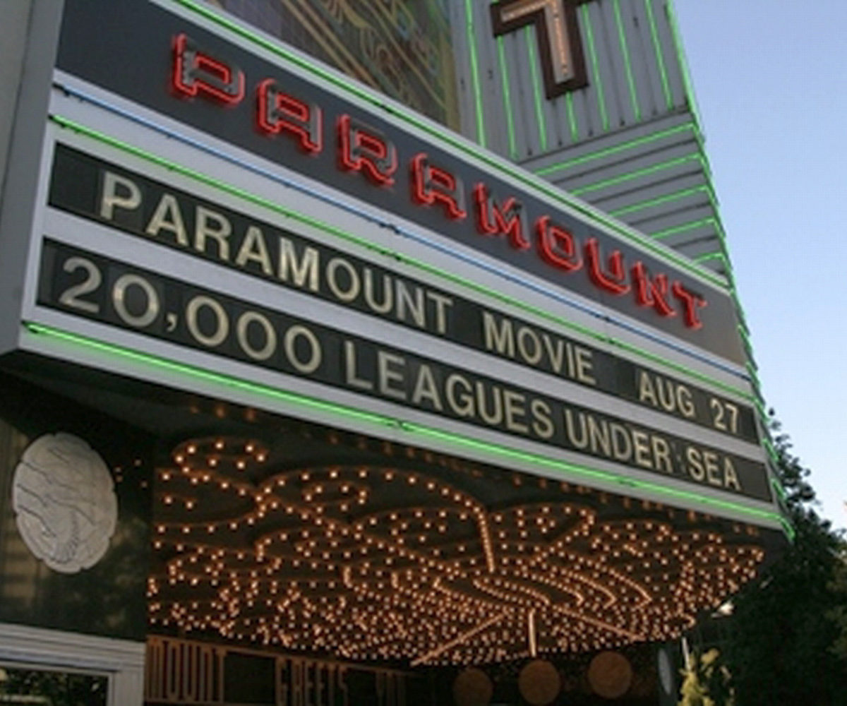 20,000 Leagues Under the Sea at the Paramount Theater, Oakland CA Aug 2004