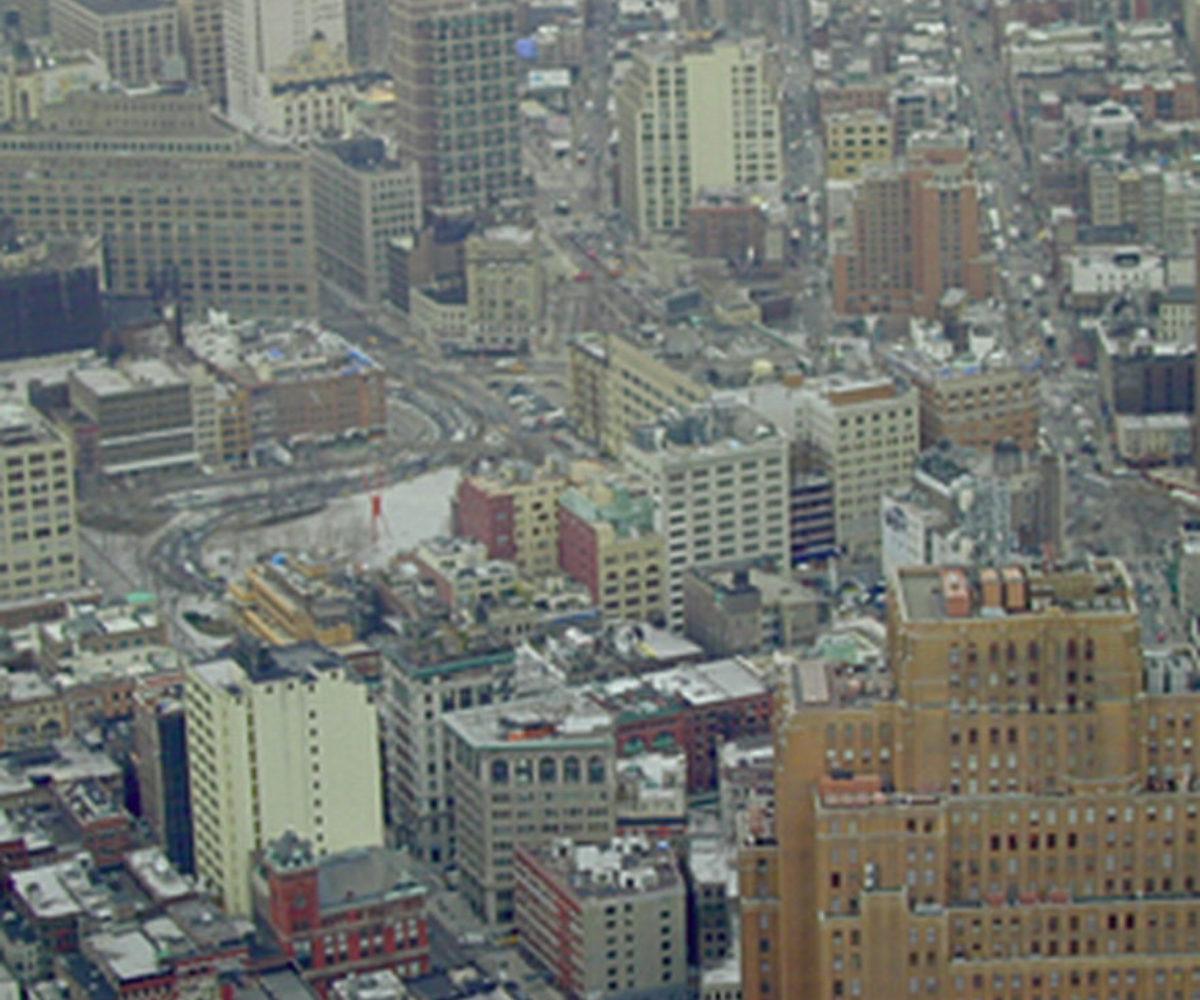 New York NY, Aug 2001